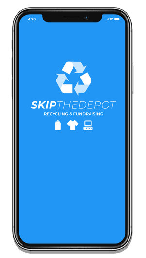 SkipTheDepot splash screen